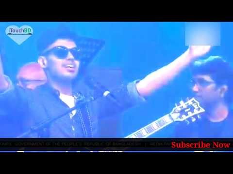 LRB concert without Ayub Bachchu | Shei Tumi by AB son Ahnaf in Chattogram | Crying Moments