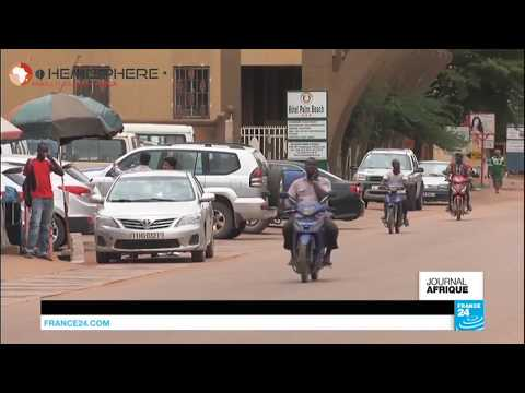 Le Burkina Faso en deuil national