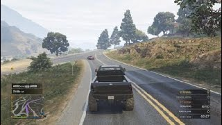 Grand Theft Auto V scary shaft