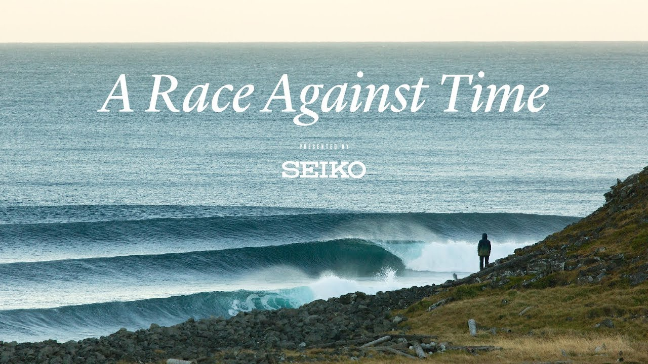 Brett Barley, Ben Weiland, and Elli Magnusson Chase a Winter Swell Across the Artic