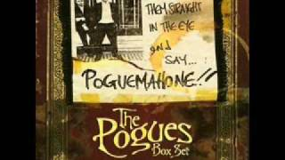 the pogues living in a world without her demo