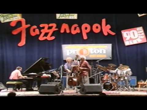 Jazznapok Debrecen 1990 Charles Lloyd