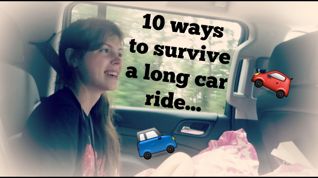 How to Survive a Long Car Ride with Kids foto
