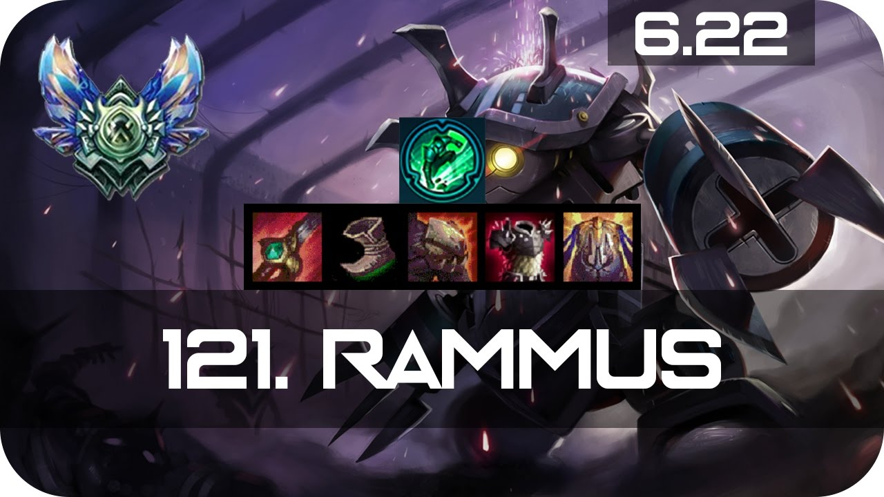 Rammus Build Guide Season