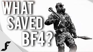 What saved Battlefield 4?
