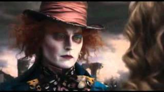 you won t remember me alice and the mad hatter saying goodbye