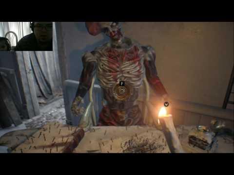 """Resident Evil 7 Walkthrough Gameplay Part 11 - """"Jack's Back...again"""" (RE7)"""
