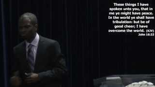 Peace in the Midst of storm-Pastor Kunle Omotoso