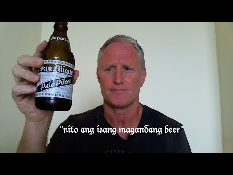 My second Filipino love  |  San Miguel Pale Pilsen  |  The Brew Review