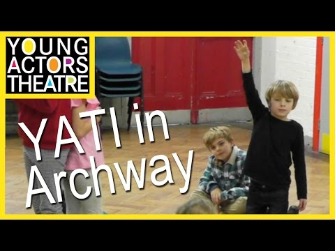 Young Actors Theatre | Acting classes in Archway, North London