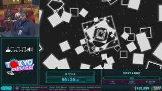Waveland by Stllr in 26:53 AGDQ 2018