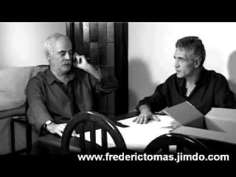 video book frederic tomas 2010