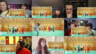 Bts 방탄소년단 Butter Cooler Remix Mv Reaction Mashup