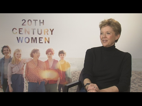 Annette Bening on Hollywood, Donald Trump and new film '20th Century Women'