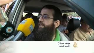 فيديو.. الأسير المحرر خضرعدنان: سلطات الاحتلال جبانة
