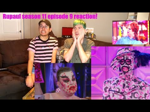 Rupaul's Drag Race Season 11 Episode 9 Reaction + Untucked!