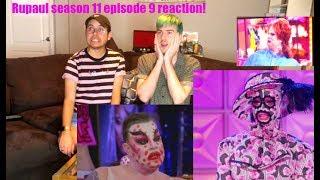 Rupaul's Drag Race Season 11 episode 9 Reaction + Untucked!