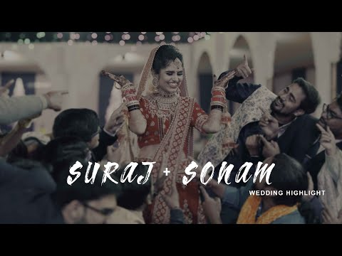 Suraj + Sonam | Wedding Highlight | K2creationstudio | Bhind | Nachde Ne Saare | Sapna Hai Such Hai