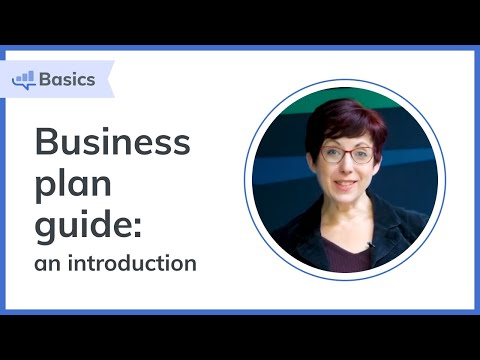 Business Plan Guide: An Introduction | Bplans