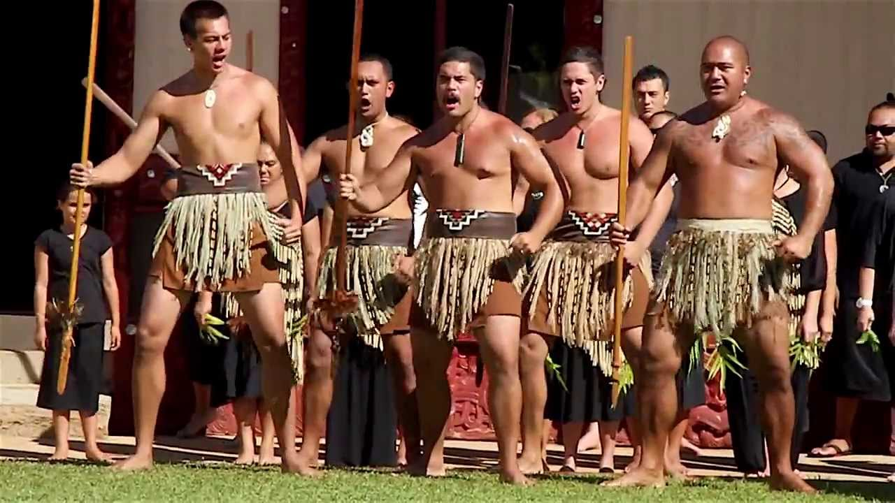 the maori haka The eye-rolling, tongue-flicking haka war dance made famous by the new zealand all blacks rugby team was officially handed back to a maori tribe yesterday to stop it.
