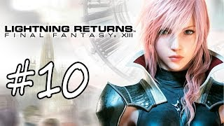 Final Fantasy 13 Lightning Returns 2-3 A Solitary Patron Walkthrough Part 10