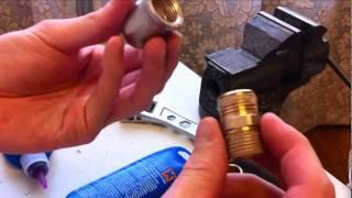 Тест анаэробных герметиков Siseal - на прочность!