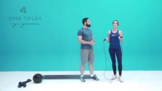 İp Atlama | 8 Haftada Değişim Spor Serisi- Mehmet Çetin