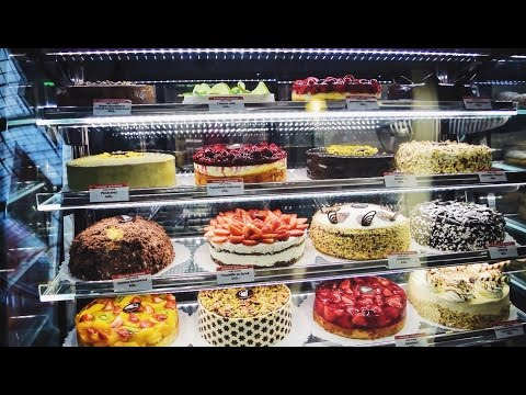 Prague's Patisserie & Franciscan Garden