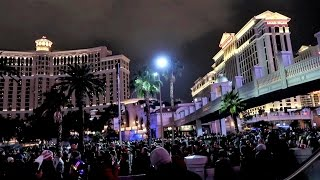 New Years Eve Las Vegas 2016-2017