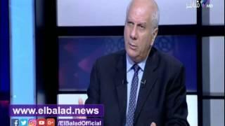 ممدوح الإمام يكشف مراسلات بين عمرو موسى وهيلاري كلينتون.. فيديو