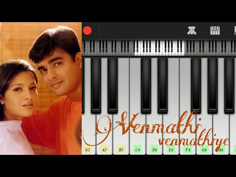 Venmathi Venmathiye Short Cover | Minnale | Piano Cover |Walk Band