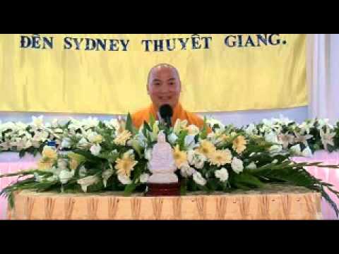 Dau La Chan Ly 1/2 - DD Thich Phuoc Tien