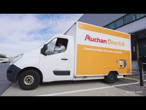 KNAPP AG – AuchanDirect, France