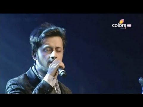 "Atif Aslam Live ""Pehli Nazar Piano Version"" at Grand Finale of Surkshetra HD"