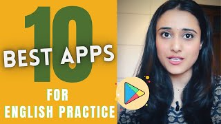 10 English Practice Apps which I highly recommend