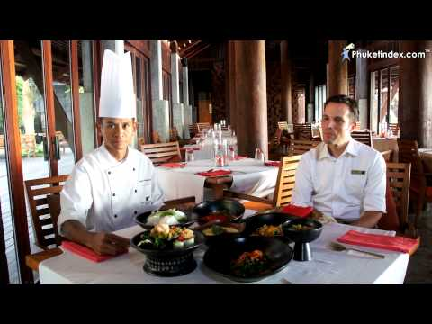 Ginja Taste at JW Marriott Phuket Resort & Spa