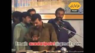 """Zakir Qazi Waseem Abbas """" Qasida """" 2014  """" Sada Vird Ali Dam Dam """""""