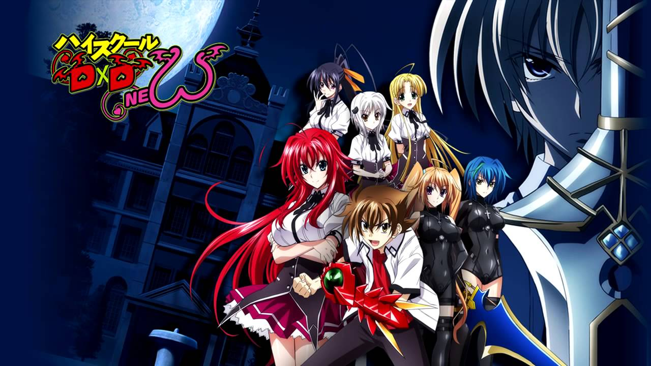 Novel pdf dxd light highschool english