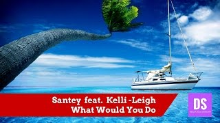 Santey Feat Kelli Leight - Waht Would You Do