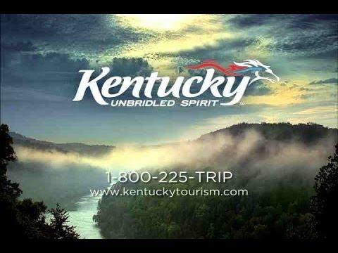 Kentucky Tourism - Unbridled Spirit