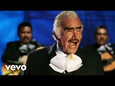 Vicente Fernández - Acá Entre Nos (En Vivo)
