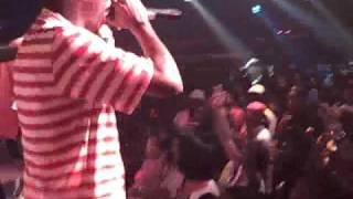 "F.L.Y. performing ""Swag Surfin"" LIVE at TJ"