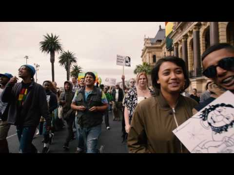 Cape Town cannabis walk 2017