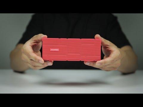 Portable Bluetooth NFC Brick Speaker - from Monoprice
