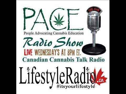 The PACE Radio Show with guests the National Task Force on Medicinal Cannabis  Part 1