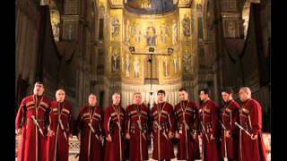 ჯვარსა შენსა (We Venerate Thy Cross - The Rustavi Choir)