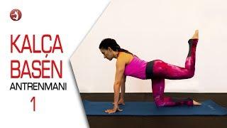 Evde Spor Yap / Kalça ve Basenleriniz İçin 7 Pilates Egzersizi / Evde Pilates Yap
