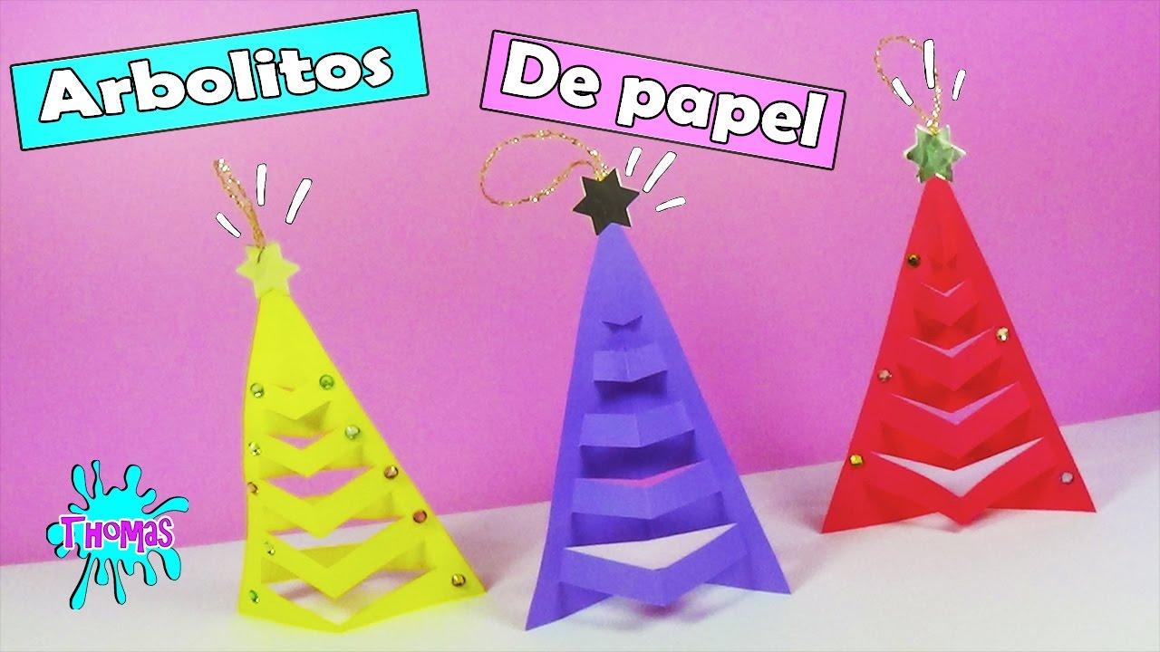 Adornos navide os de papel manualidades para ni os - Adornos de navidad con papel ...