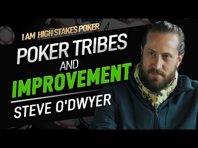 Steve O'Dwyer's Poker Tribes - I Am High Stakes Poker