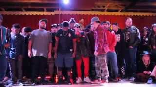 BBoy City 21 - MZK/R.A.D - Showcase